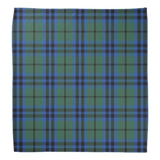 Old Scotsman Clan Keith Tartan Plaid Bandana