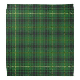 Old Scotsman Clan MacArthur Tartan Plaid Bandanas
