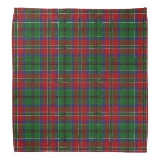 Old Scotsman Clan MacCulloch McCullough Tartan Bandana