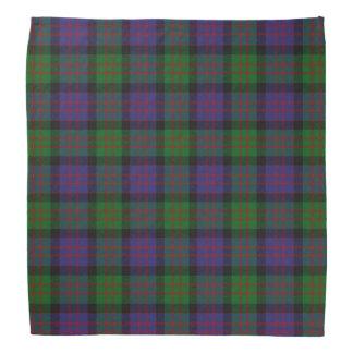 Old Scotsman Clan MacDonald Donald Tartan Plaid Bandana