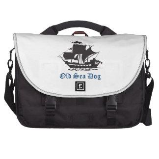 OLD SEA DOG LAPTOP MESSENGER BAG