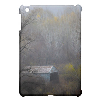 Old Shed in the Woods iPad Mini Covers