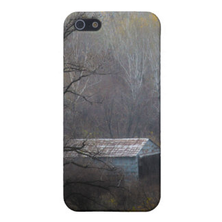 Old Shed in the Woods iPhone 5 Case