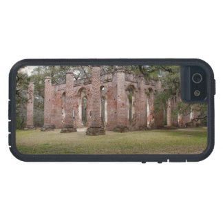 Old Sheldon Church Ruins Yemassee South Carolina iPhone 5 Covers