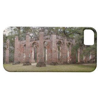 Old Sheldon Church Ruins Yemassee South Carolina iPhone 5 Case