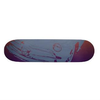 old shoebox skate boards