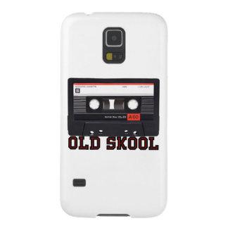 Old Skool - Cassette Tape Galaxy S5 Case