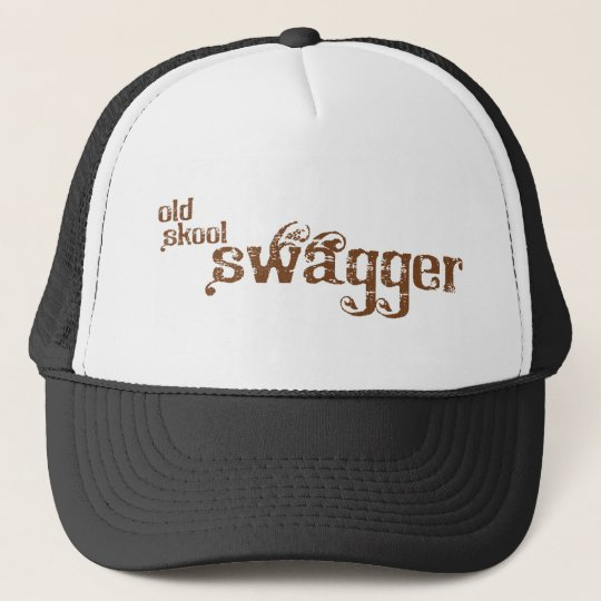 Old Skool Swagger Cap