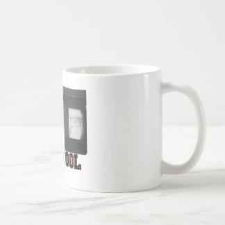 Old Skool - VHS Tape Coffee Mug