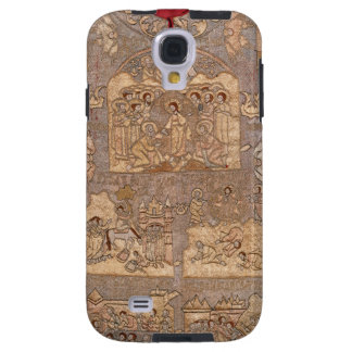 Old Slavic Byzantine Orthodox Embroidered Vestment Galaxy S4 Case