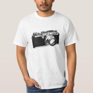 Old slr Camera Design t-shirt