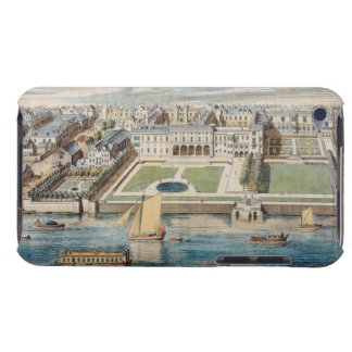 Old Somerset House on the Strand, engraved by Jean iPod Touch Case-Mate Case