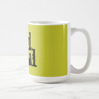 old soul basic white mug