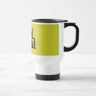 old soul stainless steel travel mug