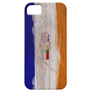Old South African Flag Barely There iPhone 5 Case
