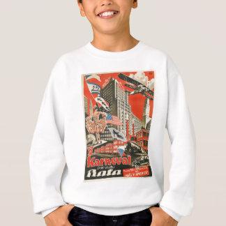 Old Soviet Czech Propaganda Apparel Sweatshirt