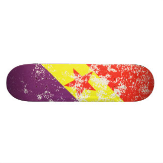 Old Spanish Republic Skate Deck