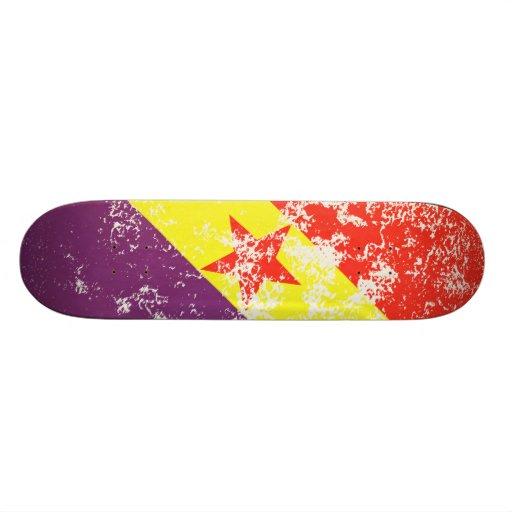 Old Spanish Republic Skate Deck