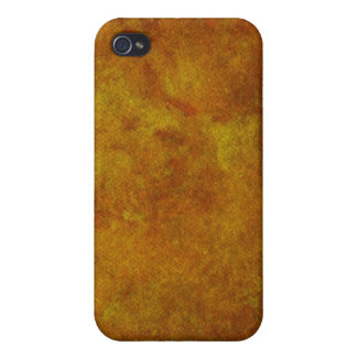Old Stained Parchment iPhone 4 Covers