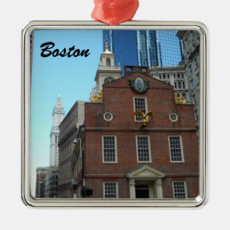 Old State House, Boston Christmas Ornament