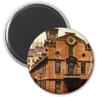 Old State House Boston Massachusetts Magnet