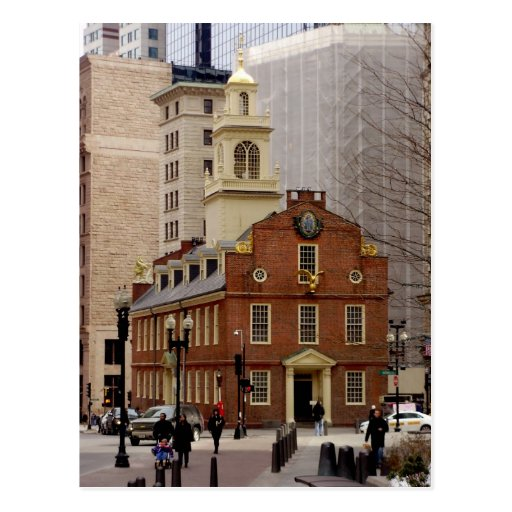 Old State House Post Cards