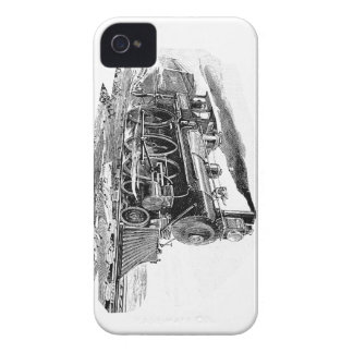 Old Steam Locomotive Case-Mate iPhone 4 Case