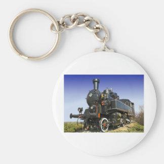 old steam locomotive keychains