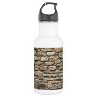 Old Stone wall 532 Ml Water Bottle