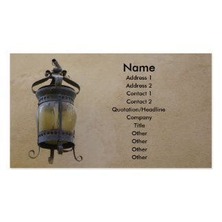 Old Street Lamp Pack Of Standard Business Cards