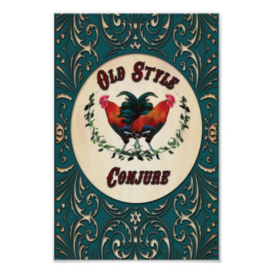 Old Style Conjure print