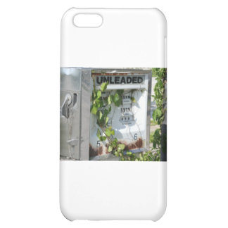 Old style gas pump iPhone 5C cases