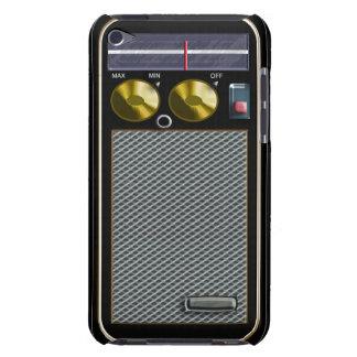 old style handheld radio iPod Case-Mate case