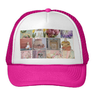 Old style sweet kids hat