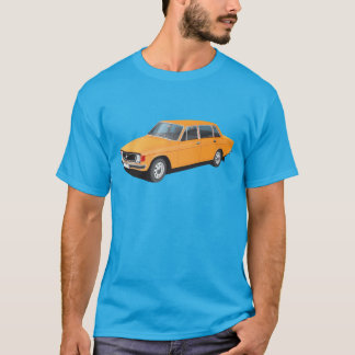 Old Swedish car from early 70's T-Shirt