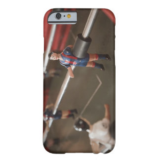 Old table football player barely there iPhone 6 case