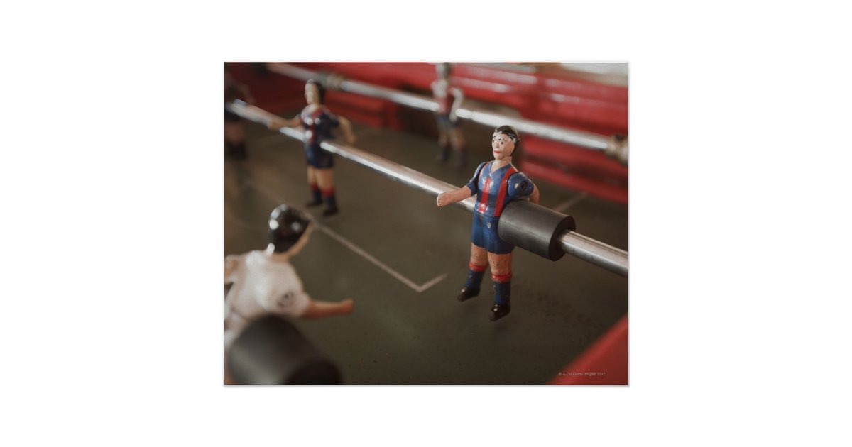 Table football player