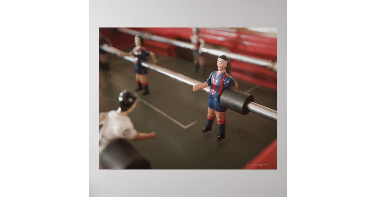 Table football player