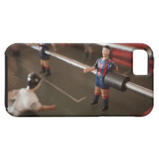 Old table football player tough iPhone 5 case