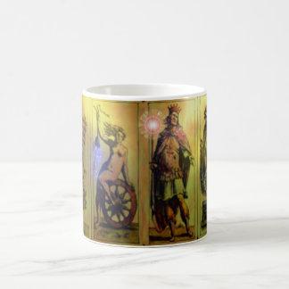 Old Tarot Basic White Mug