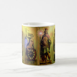 Old Tarot Coffee Mug