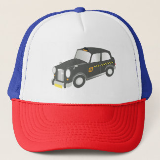 Old Taxi Trucker Hat