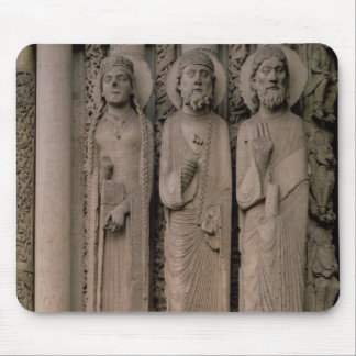 Old Testament figures, from the north embrasures o Mouse Mat