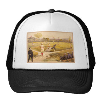 Old Time Base Ball Cap