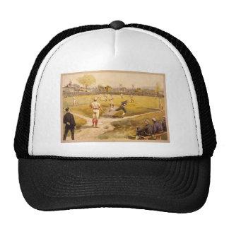 Old Time Base Ball Mesh Hats