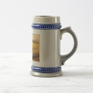 Old Time Base Ball Mug