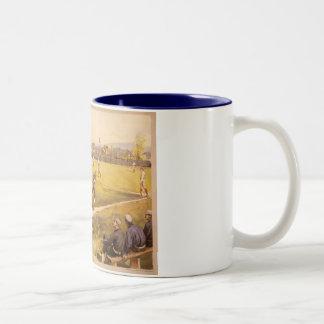 Old Time Base Ball Coffee Mug