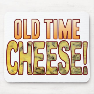 Old Time Blue Cheese Mouse Mat