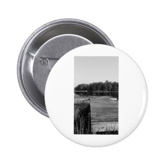 Old Time Fishing Hole Pin