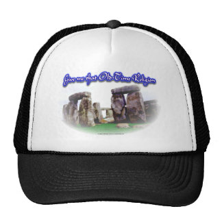 Old Time Religion New Hats